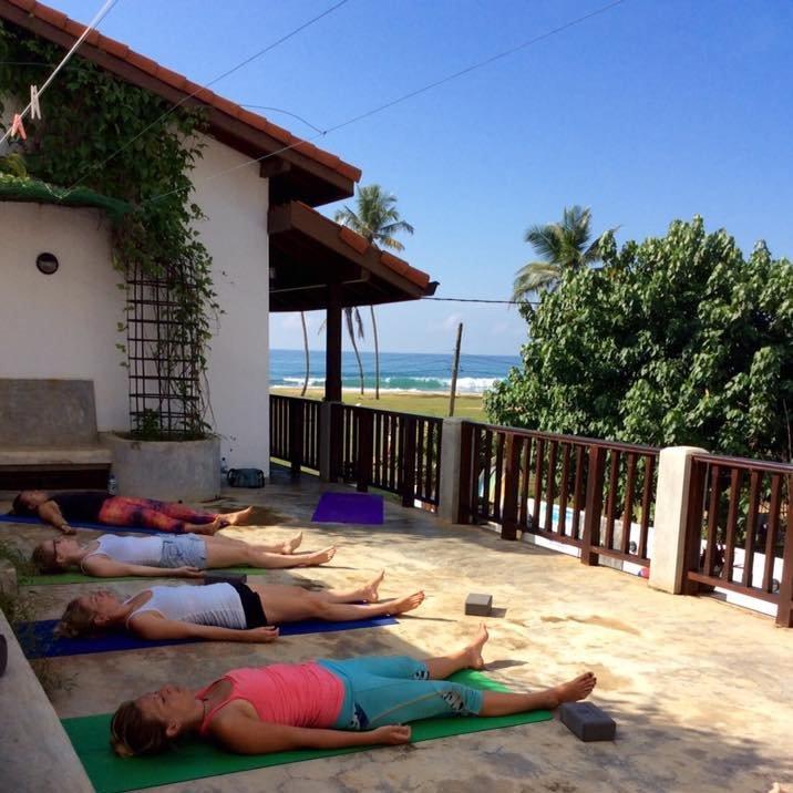 Surf - Yoga Retreat