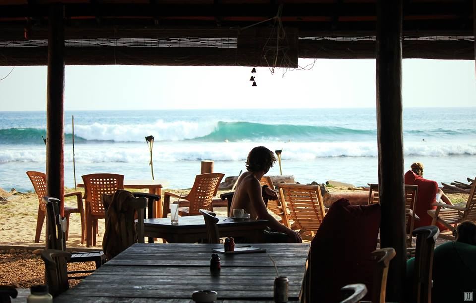 Sion Surf Beach Front Camp, Ahangama