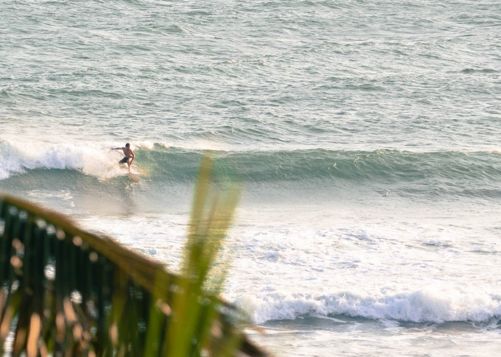 4 Ketature Beach Surf Point Sri Lanka Danagama Left