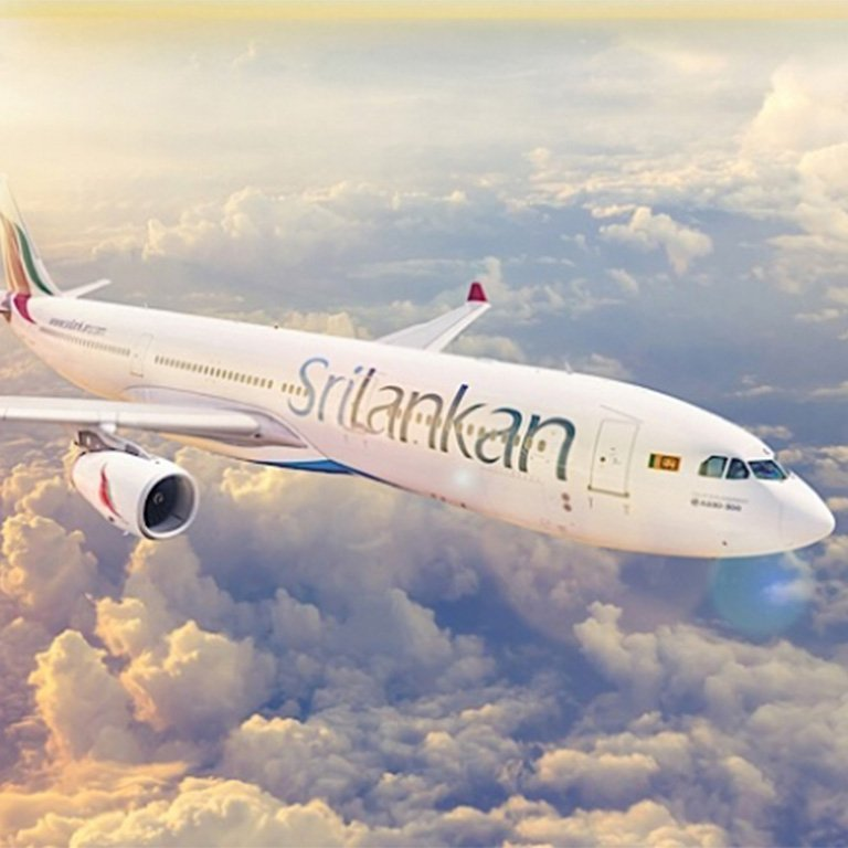 To Sri Lanka by Plane
