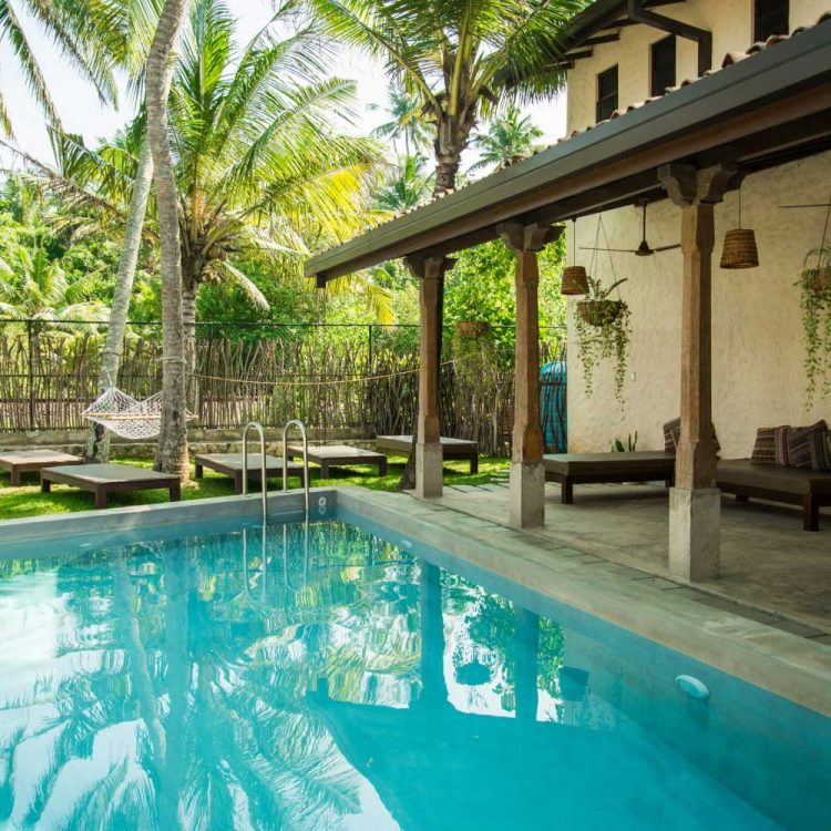 Midigama Colonial - double & twin rooms from €23 p/n