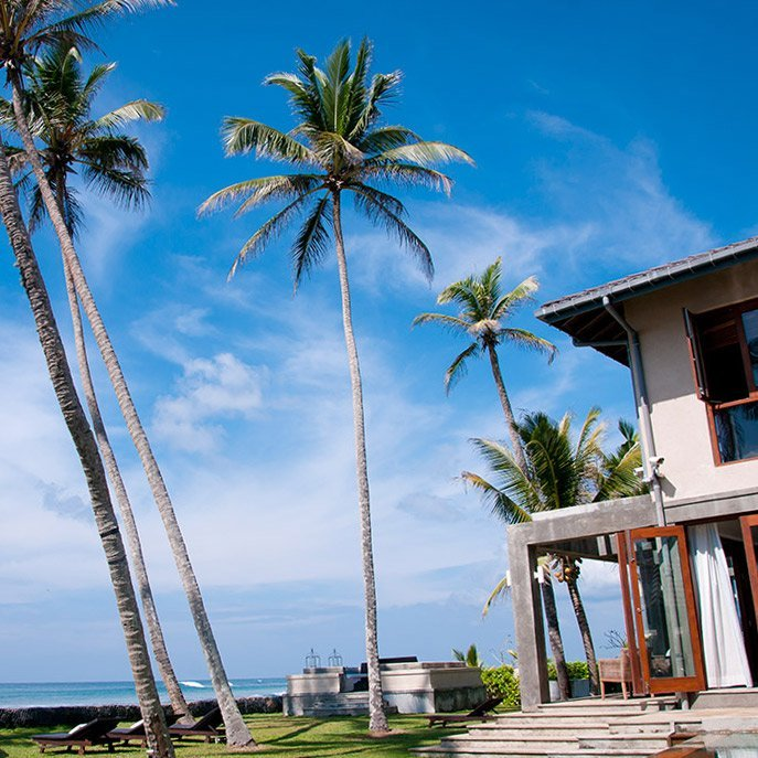Surf Villa Kabalana - 4 Bedrooms
