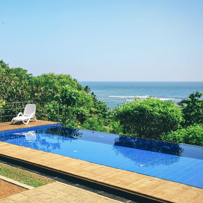 Surf Villa Weligama - 5 + 4 + 2 Bedrooms