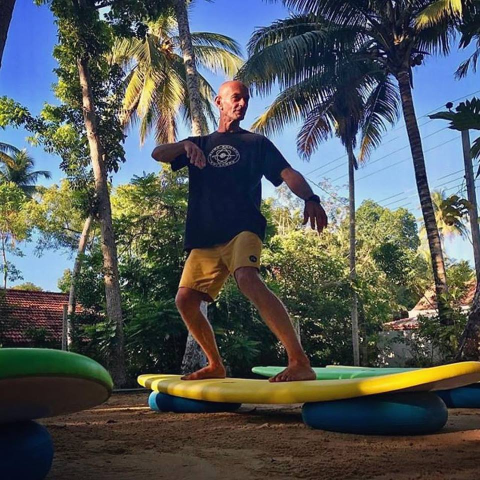 Surf Teacher Training