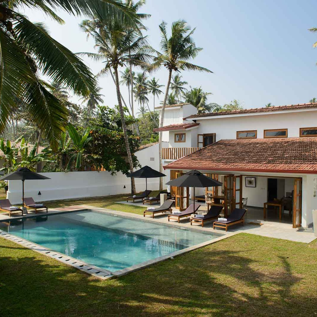 Surf House Madhia - 4 Bedrooms
